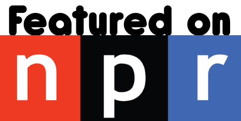 Featured on NPR